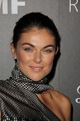 Serinda Swan Dignity Gala and Launch of Redlight Traffic App, Beverly Hilton Hotel, Beverly Hills, C