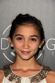 Rowan Blanchard Dignity Gala and Launch of Redlight Traffic App, Beverly Hilton Hotel, Beverly Hills