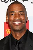 Jason Collins at the 2013 GLSEN Awards, Beverly Hills Hotel, Beverly Hills, CA 10-18-13