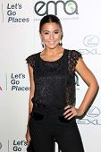 Emmanuelle Chriqui at the 23rd Annual Environmental Media Awards, Warner Brothers Studios, Burbank,
