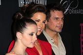 Lily Mo Sheen, Kate Beckinsale and Len Wiseman at the Pink Party 2013, Hangar 8, Santa Monica, CA 10
