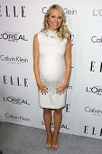 Brooke Anderson at the Elle 20th Annual