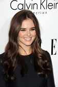Zoey Deutch at the Elle 20th Annual