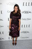 Melonie Diaz at the Elle 20th Annual