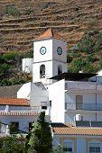 Town church, Algarrobo.