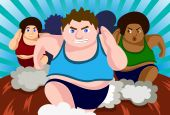 Race Against Fat
