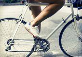 Cyclist Rides