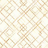 Abstract lines and rhombs design a seamless geometric pattern in color shades of  light brown, beige