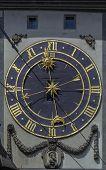 Clockface, Bern