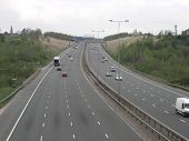M60 Motorway in Ashton-under-Lyne