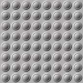 Seamless bumpy button background pattern