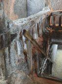 Detail In A Salt Mine