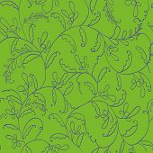 seamles floral pattern