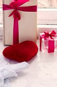Gifts and heart