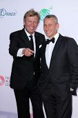 LOS ANGELES - JUL 19:  Nigel Lythgoe, Adam Shankman at the 4th Annual Celebration of Dance Gala at Dorothy Chandler Pavilion on July 19, 2014 in Los Angeles, CA