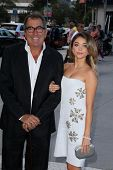 LOS ANGELES - JUL 19:  Kenny Ortega, Sarah Hyland at the 4th Annual Celebration of Dance Gala at Dorothy Chandler Pavilion on July 19, 2014 in Los Angeles, CA