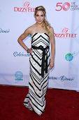 LOS ANGELES - JUL 19:  Allison Holker at the 4th Annual Celebration of Dance Gala at Dorothy Chandle