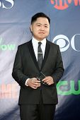 LOS ANGELES - JUL 17:  Matthew Moy at the CBS TCA July 2014 Party at the Pacific Design Center on Ju