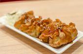 Gyoza, Japanese Fried Dumplings