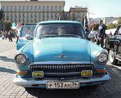 Executive Car Volga Gaz-21
