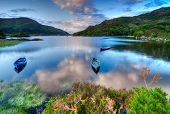 Lake In Ireland