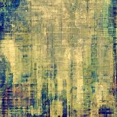 Vintage spotted textured background. With different color patterns: gray; blue; green; yellow