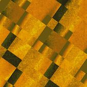 Vintage texture with space for text or image. With different color patterns: gray; orange; brown; yellow