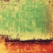 Grunge background or texture for your design. With different color patterns: yellow; brown; green; orange; beige