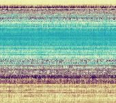 Old grunge background with delicate abstract texture and different color patterns: yellow; purple (violet); blue; beige