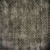 Abstract old background or faded grunge texture. With different color patterns: black; gray; brown