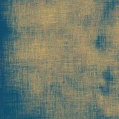 Old designed texture as abstract grunge background. With different color patterns: gray; blue; brown; yellow