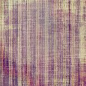 Vintage textured background. With different color patterns: purple (violet); brown; beige