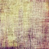 Abstract grunge background or old texture. With different color patterns: gray; purple (violet); brown; yellow