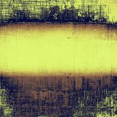 Designed grunge texture or background. With different color patterns: yellow; brown; violet; beige