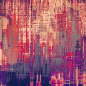 Abstract old background or faded grunge texture. With different color patterns: blue; purple (violet); pink; red; brown