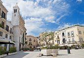 Bari Piazza Mercantile