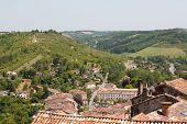 Rooftops of Cordes-sur-Ciel
