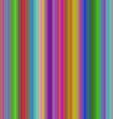 Vertical Rainbow Colored Stripey Pattern