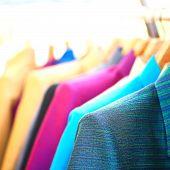 Thai silk shirt