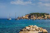 Seaside of Mallorca