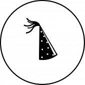 party hat symbol
