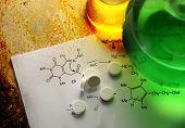 Chemistry Reaction Formula