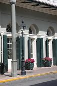 New Orleans French Quarter Balconies