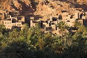 Ancient Berber City Of Tinghir In Morocco