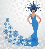 foto of snow queen  - Snow Queen - JPG