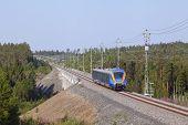 BOTHNIA LINE, SWEDEN ON JULY 25.