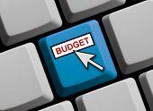 Computer keyboard budget