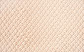 Beige quilt background