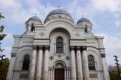 Orthodox Church In Kaunas