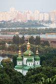 pic of kiev  - Panorama of the city Kiev - JPG